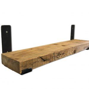 Wandplank-oude balk