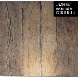Wandplank-barnwood robuust-25mm-product
