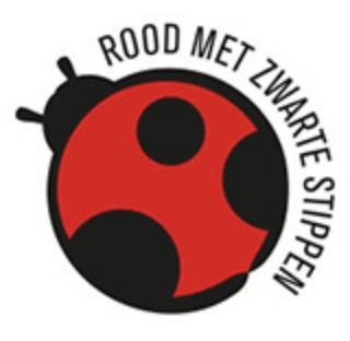 Logo-Rood met zwarte stjppen_(PNG-afbeelding, 160 × 156 pixels)
