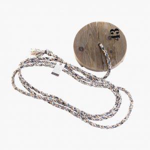 Swing schommel rond steigerhout 01